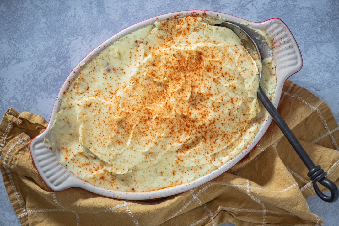 Veal and Beef Shepherd's Pie