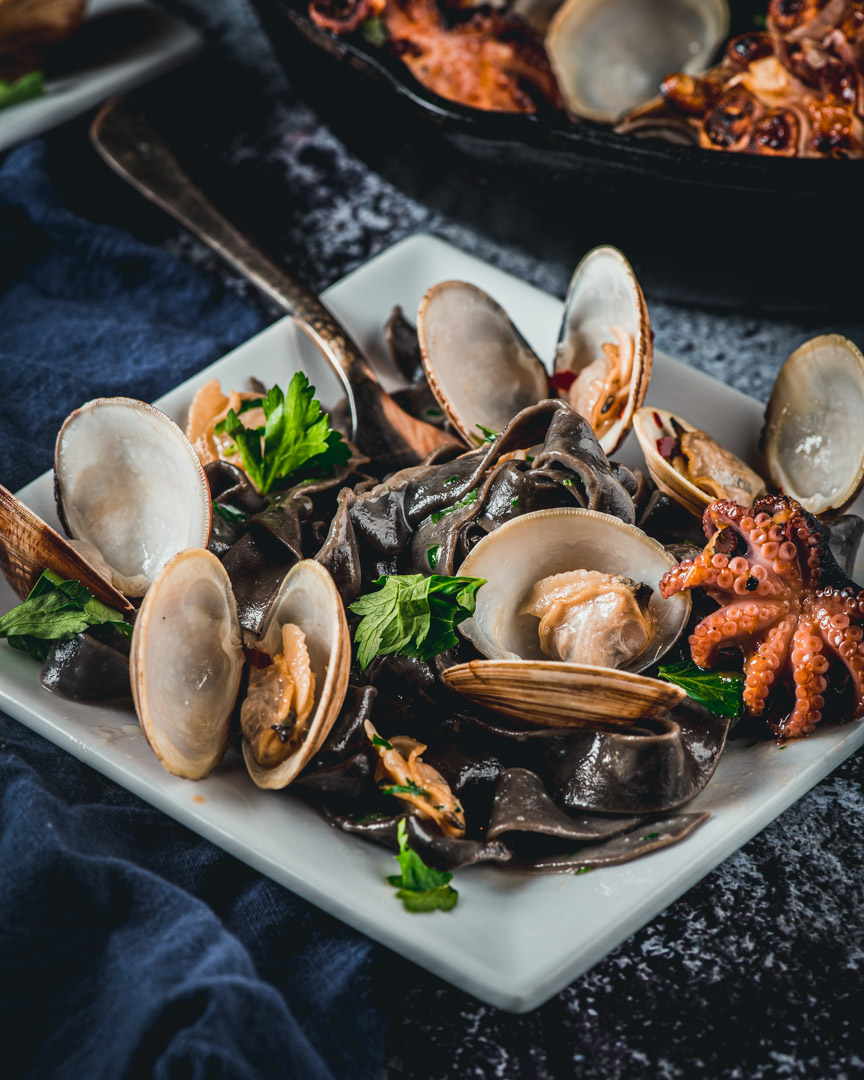 White Wine Clam Sauce
