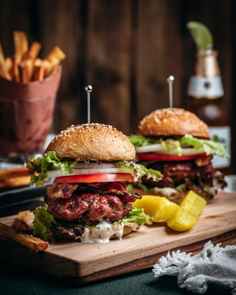 July 4th Grilling Recipe Roundup - Chili Cheese Burger