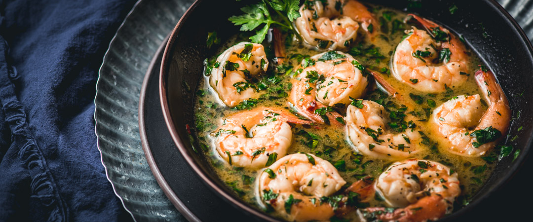 The Best Homemade Shrimp Scampi Recipe