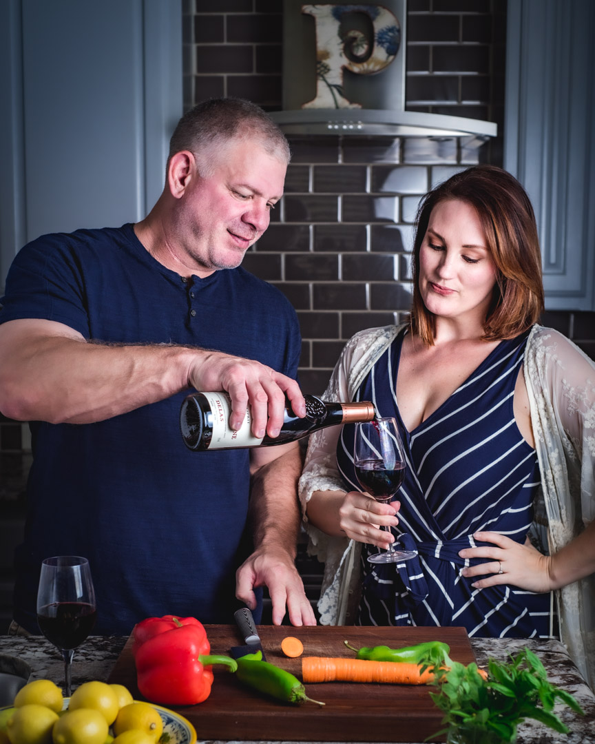 Cooking with Wine About Us